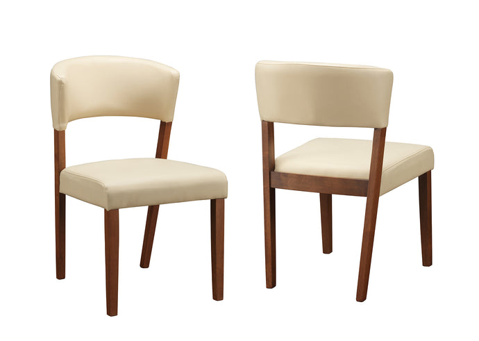Coaster Paxton Cream Dining Side Chair Set of 2