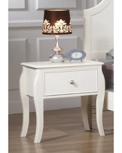 Load image into Gallery viewer, Coaster Dominique White Nightstand with Drawers