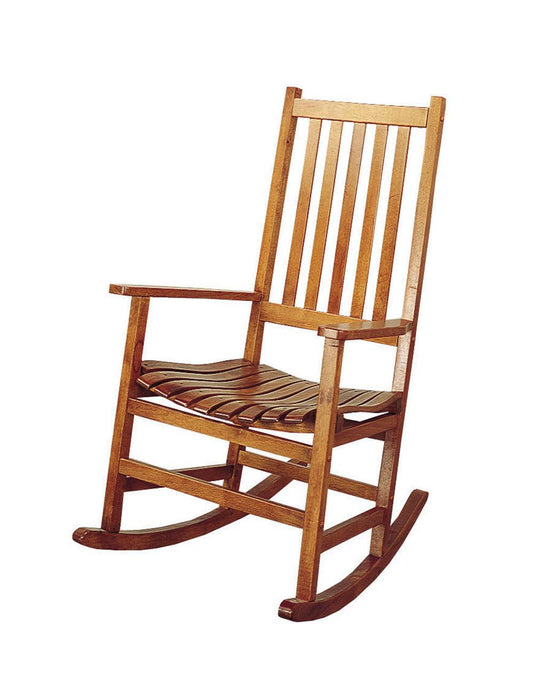 Rockers OAK Wood Finish Recker Chair