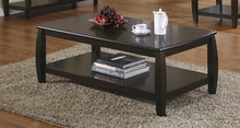 Load image into Gallery viewer, Coaster Marina Rectangular Coffee Table with Bottom Shelf