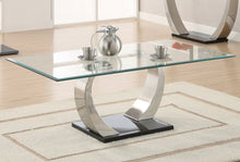 Load image into Gallery viewer, Shearwater Glass Top Coffee Table