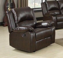 Load image into Gallery viewer, Coaster Boston Brown Casual Recliner Chair