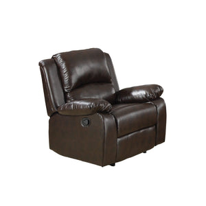 Coaster Boston Brown Casual Recliner Chair
