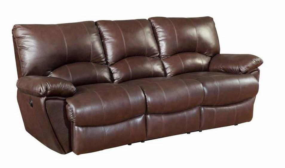 Coaster Clifford Dark Brown Motion Sofa