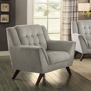 Coaster Baby Natalia Dove Grey Chair