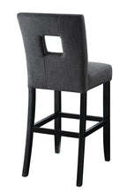 Load image into Gallery viewer, Coaster Andenne Grey Counter Height Chair Set of 2