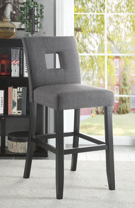 Coaster Andenne Grey Counter Height Chair Set of 2