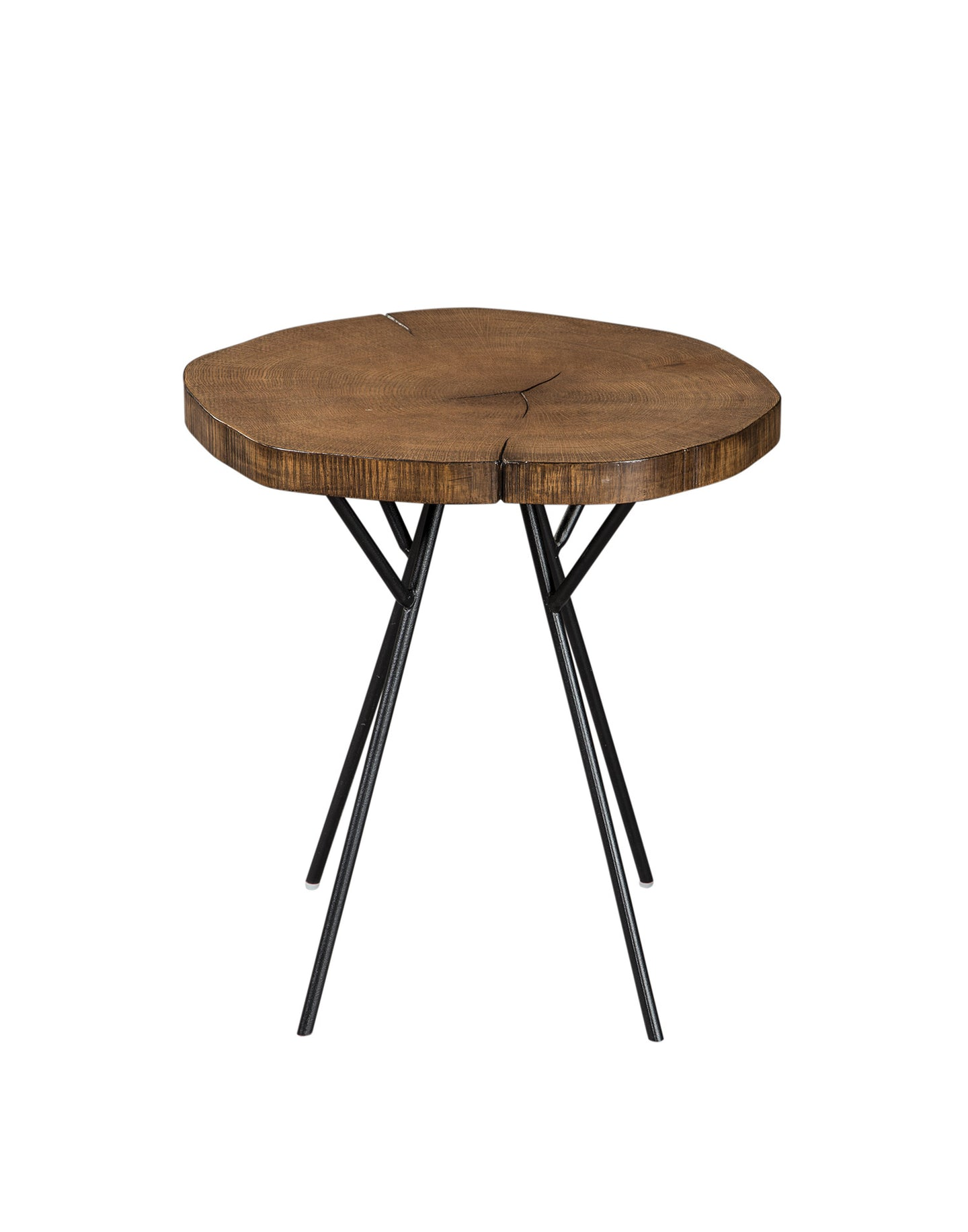 Coaster Natural Oak Finish Accent Table
