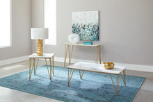Load image into Gallery viewer, Becca Coffee Table With Marble Top