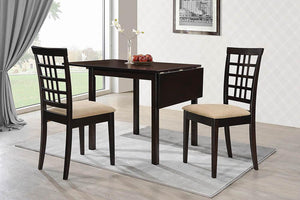 Kelso Transitional Dining Table Set