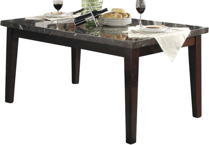 Homelegance 2456-36 Decatur Espresso Counter Height Table