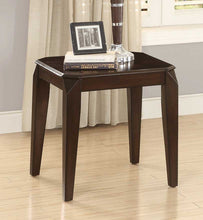 Load image into Gallery viewer, Homelegance Sikeston Warm Cherry Lift Top Wood Finish Side End Table