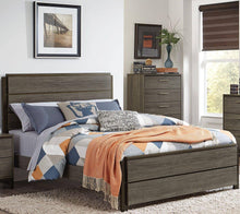 Load image into Gallery viewer, Homelegance Vestavia Dark Gray Wood Finish California King Bed
