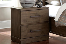 Load image into Gallery viewer, Homelegance Bracco Brown Wood Finish Nightstand