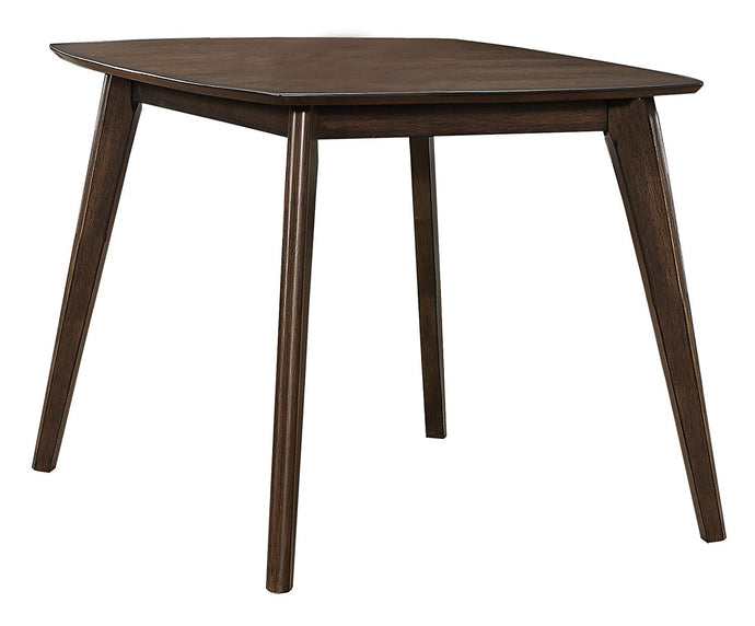 Homelegance 5584 Coel Dark Brown Dining Table