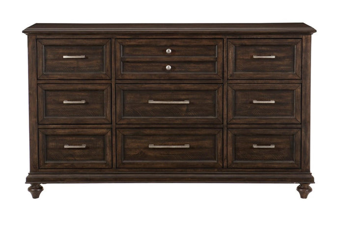 Homelegance Cardano Brown Wood Finish Dresser