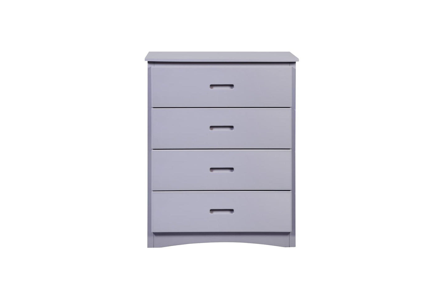 Homelegance Orion Gray Wood Finish Chest