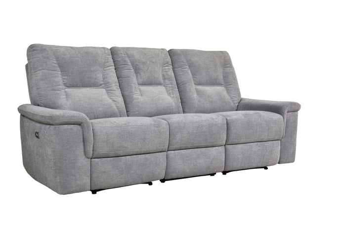 Homelegance Edelweiss Metal Gray Polyester Finish Sofa