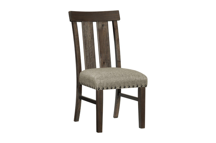 Homelegance Gloversville Natural Wood Finish 2 Piece Dining Side Chair