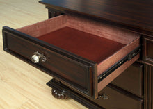 Load image into Gallery viewer, Furniture Of America Syracuse CM7129N Dark Walnut Wood Finish Nightstand