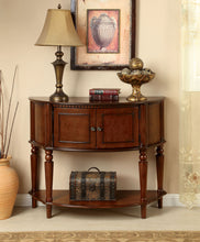 Load image into Gallery viewer, Furniture of America CM-AC6714 Roxbury Traditional Cherry Side Table