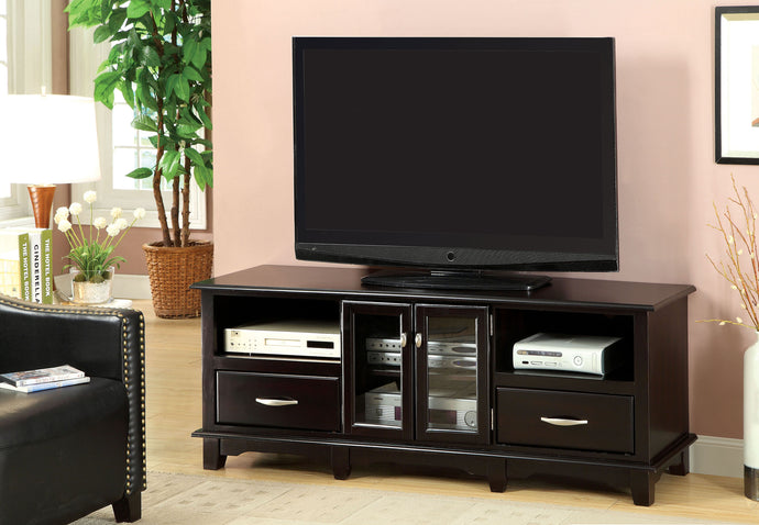 Bomont CM5056-TV Contemporary Espresso Finish TV Console