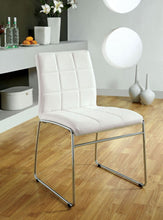 Load image into Gallery viewer, Kona I CM8320WH-SC Contemporary White Side Chair Set of 2