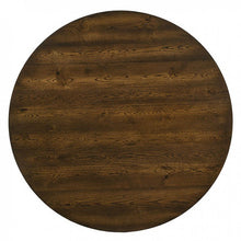 Load image into Gallery viewer, Furniture of America Buhl I Transitional Burnished Oak Round Dining Table