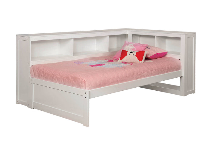 Furniture Of America Frankie White Wood Finish Twin Daybed