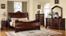 Load image into Gallery viewer, Bellefonte CM7277CK Traditional Brown Cherry King Sleigh Bedroom Set