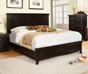 Spruce CM7113EX-EK Transitional Espresso Eastern King Platform Bed