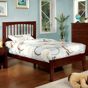 CM7908CH-T Pine Brook Transitional Cherry Twin Platform Bed
