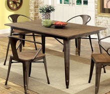 Load image into Gallery viewer, Furniture of America CM3529T Cooper I Natural Elm Dining Table