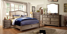Load image into Gallery viewer, Belgrade CM7612CK Transitional California King Platform Bedroom Set
