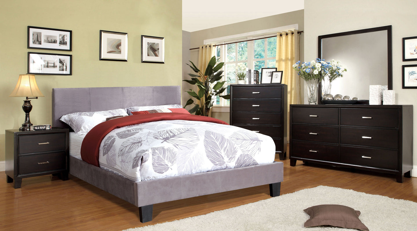 Winn Park CM7008GF-F CM7088 4 PCS Contemporary Full Bedroom Set