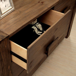 Furniture of America CM7627N Aveiro Transitional Nightstand