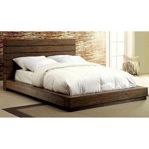 Furniture of America CM7623Q Coimbra Transitional Queen Bed
