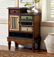 Load image into Gallery viewer, Neche CM-AC145 Vintage Style Antique Walnut Wood Accent Chest
