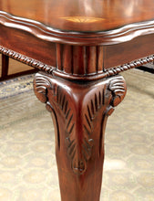 Load image into Gallery viewer, Petersburg II CM3185PT Traditional Cherry Finish Counter Height Table
