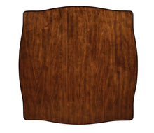 Load image into Gallery viewer, Dover CM3326BC-PT Transitional Black Cherry Wood Counter Height Table