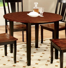 Load image into Gallery viewer, Dover CM3326BC-RT Transitional Black Cherry Wood Round Dining Table