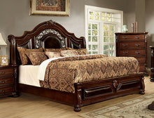 Load image into Gallery viewer, Flandreau CM7588Q Traditional Brown Cherry Finish Queen Bedroom Set