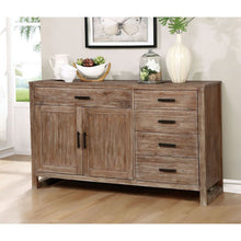 Load image into Gallery viewer, Furniture of America CM3358SV Lidgerwood Natural Tone Finish Server