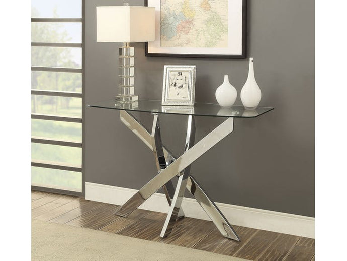 Laila Living Room Sofa Table CM4241S Furniture Of America