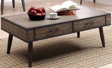 Load image into Gallery viewer, Vilhelm II Living Room Gray Coffee Table CM4360C Furniture Of America