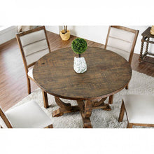 Load image into Gallery viewer, Furniture of America CM3395A-RT 5 Piece Isabelle Round Dining Set