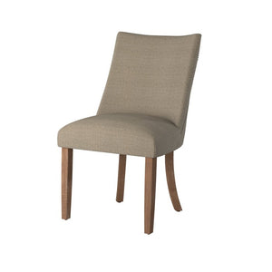 Homelegance Beaugrand Brown Wood Finish 2 Piece Dining Chair