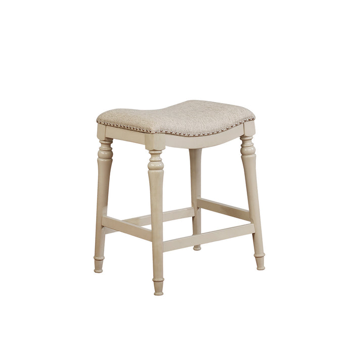 Powell LOCKHART BIG AND TALL COUNTER STOOL .