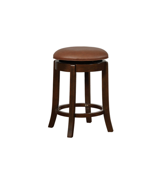Powell Oden Brown Barstool