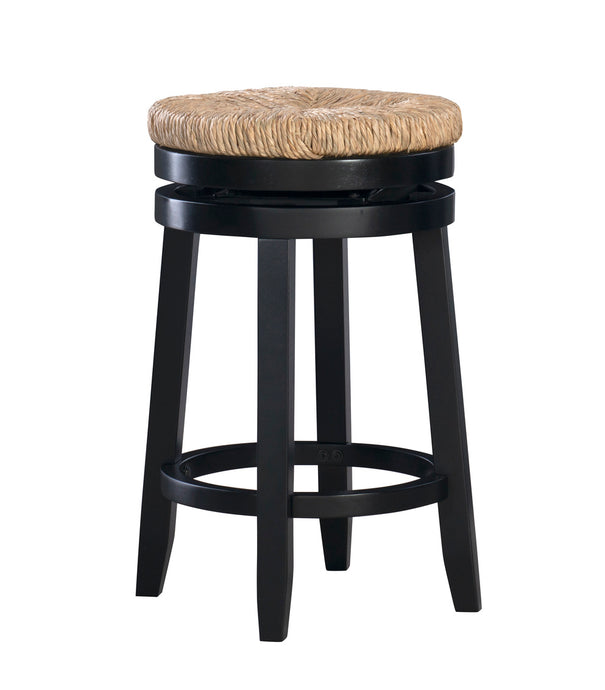 Powell Maya Counter Stool Black